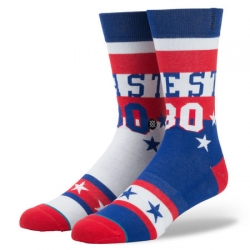 CALCETINES NBA 80S ALL-STAR