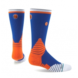 CALCETINES NEW YORK KNICKS LOGO CREW