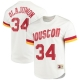 CAMISETA CON MANGAS HAKEEM OLAJUWON HOUSTON ROCKETS