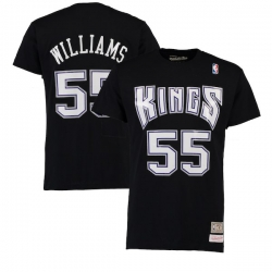 CAMISETA NAME & NUMBER JASON WILLIAMS SACRAMENTO KINGS