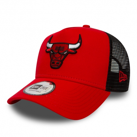 6e0c4602a2110 Gorra Chicago Bulls Essential Trucker
