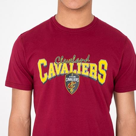 CAMISETA NBA TEAM APPAREL CLEVELAND CAVALIERS TGO