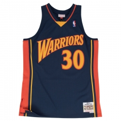 CAMISETA STEPHEN CURRY 2009-10 GOLDEN STATE WARRIORS