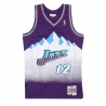 CAMISETA JOHN STOCKTON 1996-97 UTAH JAZZ