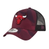 GORRA CHICAGO BULLS TRUCKER CAMO