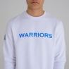 SUDADERA TEAM CREW GOLDEN STATE WARRIORS