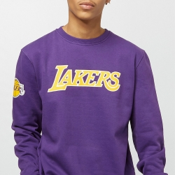 SUDADERA TEAM CREW LA LAKERS