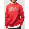 SUDADERA TEAM CREW CHICAGO BULLS