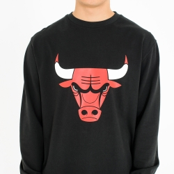 CAMISETA MANGA LARGA NBA TEAM CHICAGO BULLS