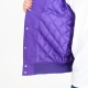 CHAQUETA BOMBER TEAM APPAREL LA LAKERS