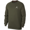 SUDADERA JORDAN JUMPMAN FLEECE CREW