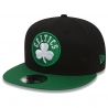 Gorra Boston Celtics Contrast 9FIFTY