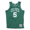 CAMISETA KEVIN GARNETT 2007-08 BOSTON CELTICS