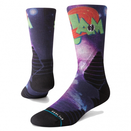 CALCETINES STANCE SPACE JAM GALAXY
