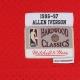 CAMISETA ALLEN IVERSON 1996-97 PHILADELPHIA 76ERS
