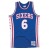 CAMISETA JULIUS ERVING 1976-77 PHILADELPHIA 76ERS