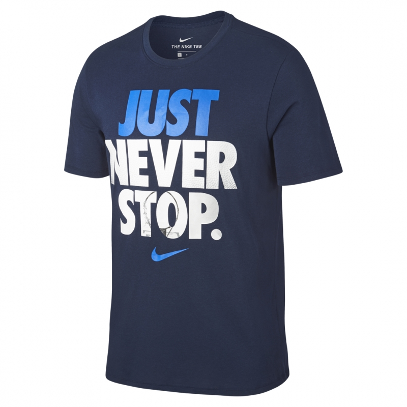 Dry Never Nike Stop Just Camiseta x5w7Tqxt