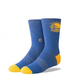 CALCETINES STANCE KIDS GOLDEN STATE WARRIORS  JERSEY