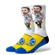 CALCETINES STANCE CURRY BIG HEAD