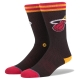 CALCETINES STANCE  MIAMI HEAT JERSEY