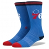 CALCETINES STANCE  PHILADELPHIA 76ERS JERSEY