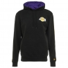 SUDADERA CON CAPUCHA NBA STRIPE PIPING LA LAKERS