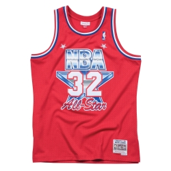 CAMISETA MAGIC JOHNSON ALL-STAR 1991
