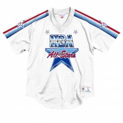 "CAMISETA CON MANGAS ALL-STAR 1991-92 ""WHITE"""