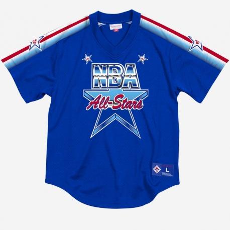 "CAMISETA CON MANGAS ALL-STAR 1991-92 ""ROYAL"""