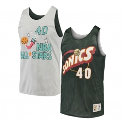 CAMISETA REVERSIBLE SHAWN KEMP ALL-STAR/SEATTLE SUPERSONICS