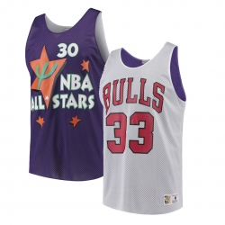 CAMISETA REVERSIBLE SCOTTIE PIPEN ALL-STAR/CHICAGO BULLS