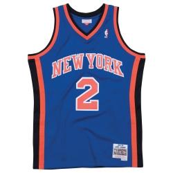 CAMISETA LARRY JOHNSON 1998-99 NEW YORK KNICKS