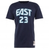CAMISETA ALL STAR 2009 EAST TEE-LEBRON JAMES