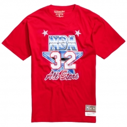 CAMISETA ALL STAR 1991 WEST TEE-MAGIC JOHNSON