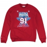 SUDADERA FLEECE CREW- ALL STAR 1991 WEST