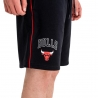 PANTALON CORTO NBA STRIPE PIPING CHICAGO BULLS