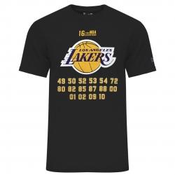 CAMISETA NBA TEAM CHAMPION TEE LOS ANGELES LAKERS
