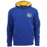 SUDADERA CON CAPUCHA NBA STRIPE PIPING GOLDEN STATE WARRIORS