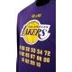 SUDADERA NBA TEAM CHAMPION TEE LOS ANGELES LAKERS