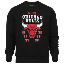 SUDADERA NBA TEAM CHAMPION CREW CHICAGO BULLS