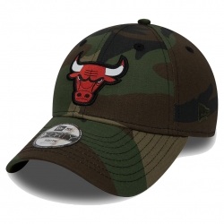 GORRA CHARACTER 9FORTY CHICAGO BULLS JUNIOR