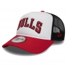 GORRA TEAM TRUCKER COLOUR CHICAGO BULLS