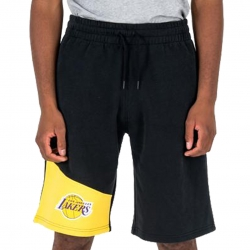PANTALON CORTO NBA COLOUR BLOCK LOS ANGELES LAKERS