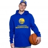 SUDADERA CON CAPUCHA NBA CONTRAST PANEL GOLDEN STATE WARRIORS