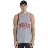 CAMISETA TIRANTES NBA DOUBLE LOGO CHICAGO BULLS