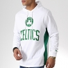 SUDADERA CON CAPUCHA NBA CONTRAST PANEL BOSTON CELTICS