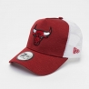 GORRA SHADOW TECH TRUCKER TEAM TONAL 39THIRTY CHICAGO BULLS