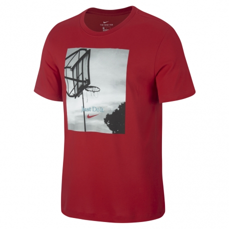 """CAMISETA NIKE  DRY-FIT """"JUST DO IT"""""""