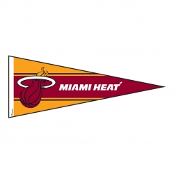 BANDERIN MIAMI HEAT