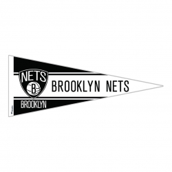 BANDERIN BROOKLYN NETS